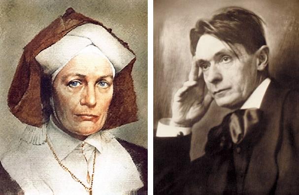 Hildegard von Bingen y Rudolph Steiner